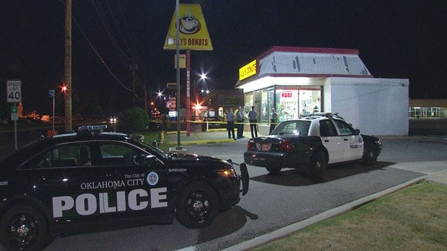 OKC Police Investigate Two Armed Robberies Early Friday Morning