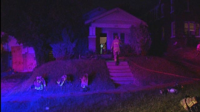 Two Dogs Killed In OKC House Fire