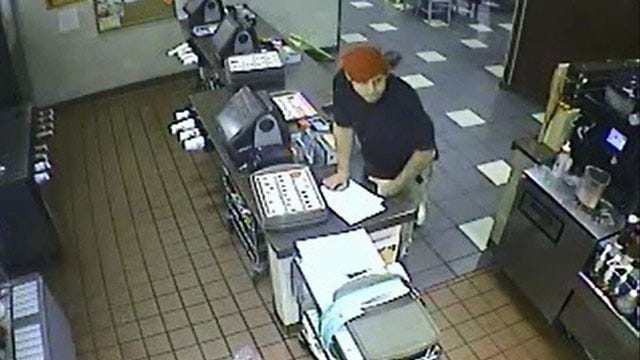 El Reno Authorities Search For Armed Car Robbery Suspect