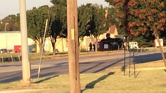 Police Arrest Stabbing Suspect After 5-Hour Standoff In NE OKC