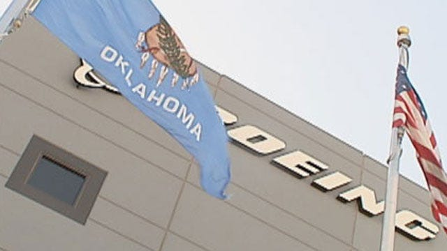 Boeing To Relocate Defense Services To OKC