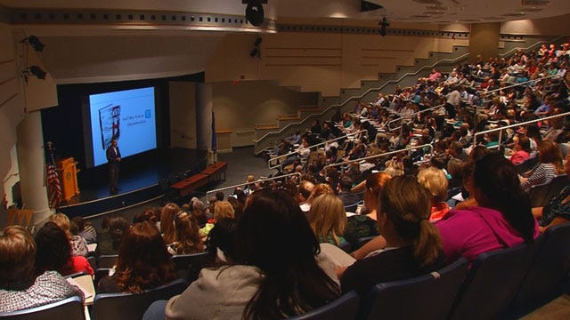 Edmond Hosts Summit Aimed At Reducing Suicide In Oklahoma