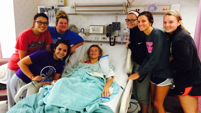 NCTC Softball Player In Fair Condition, Family Releases Statement
