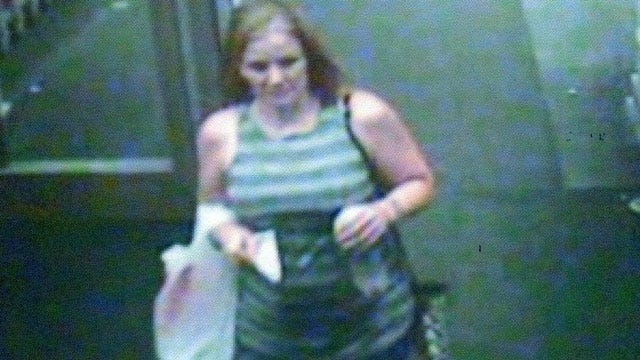 OKC Police Seek Woman Who Used Stolen Credit Card