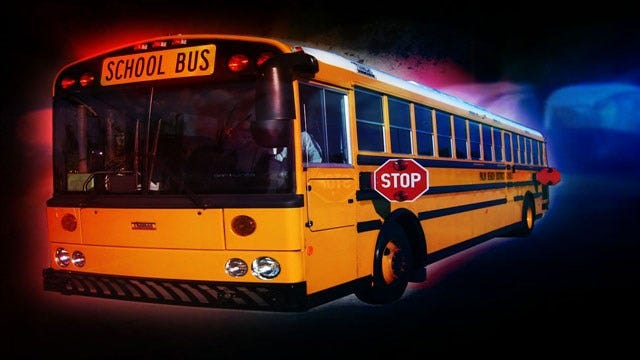 School Officials: Bus Accidentally Runs Over Student's Leg In Bethany