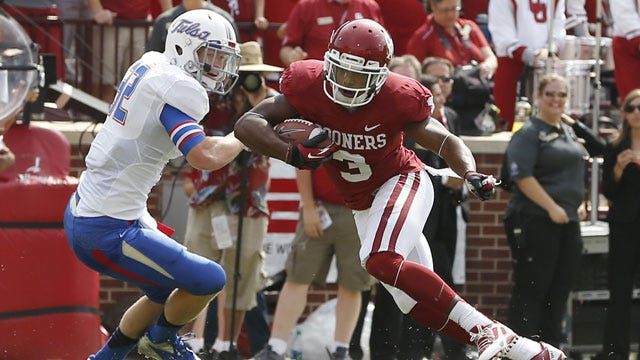 Oklahoma Football: Series With Tulsa A Great Thing For The State