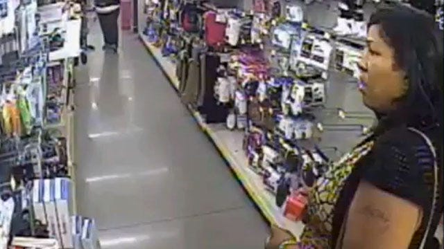 Police Seek Two Women Accused Of Stealing From OKC Store