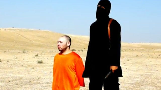 Video Showing Sotloff Beheading By ISIS Is Authentic, U.S. Says