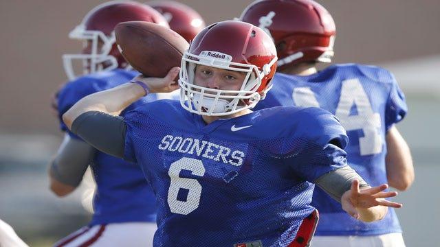Latest On OU Quarterback Baker Mayfield