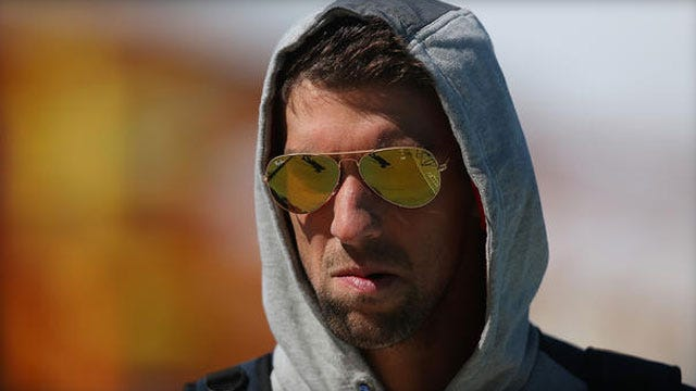 Michael Phelps arrested for DUI in Baltimore