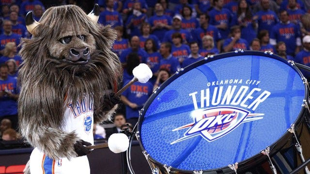 Watch Highlights From Thunder Media Day