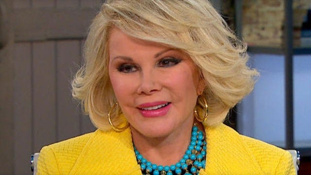 Comedian Joan Rivers Has Died, Her Daughter Says