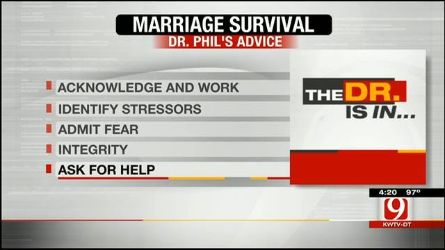 Dr. Phil's Advice: Marriage