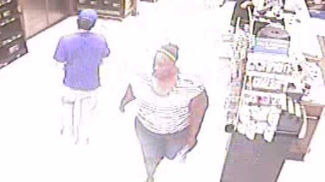 Police Seek Fraudulent Check Suspect In El Reno