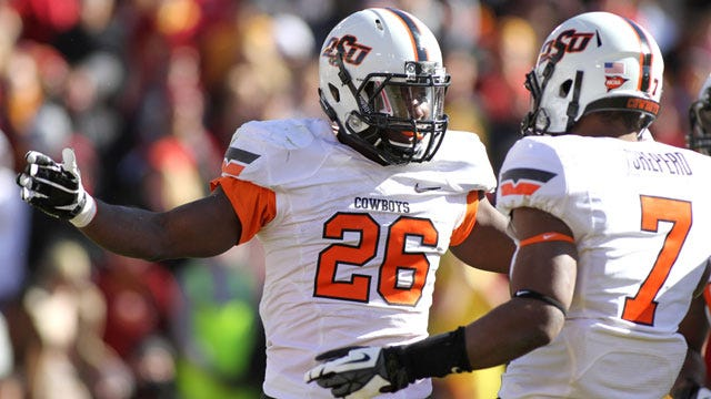 REPORTS: OSU's Roland To Miss Saturday's Game With Rib Injury