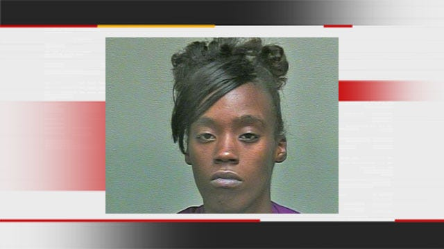 OKC Mother Arrested After 4-Year-Old Found Alone In Rain