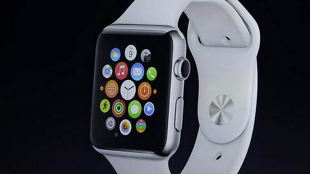 Apple Unveils iPhone 6, iPhone 6 Plus, Apple Watch