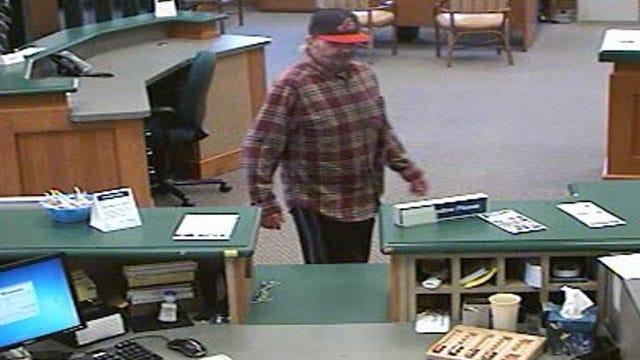 FBI Investigates Norman Bank Robbery