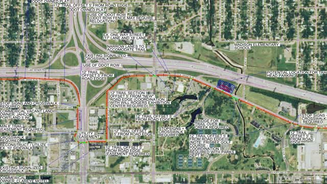 OKC Approves Plan For $13.8 Million Bike Path Project