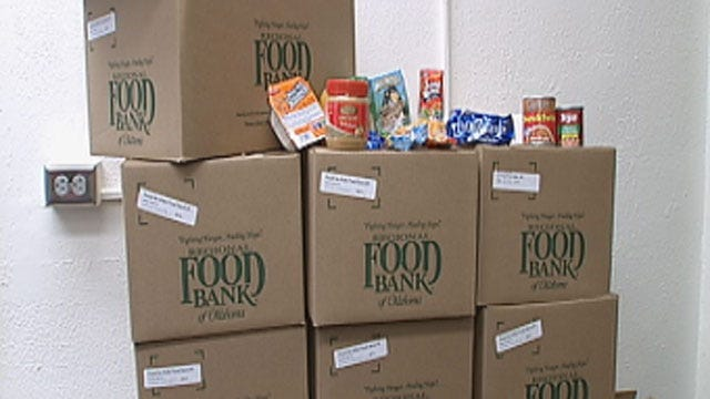 Regional Food Bank Of Oklahoma Needs More Than 2,300 Volunteers