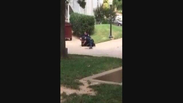 Video Of Police Arresting Suspect On OU Campus Stirs Controversy