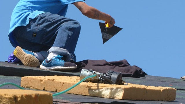 OK Experts Explain How To Spot A Roofing Scam