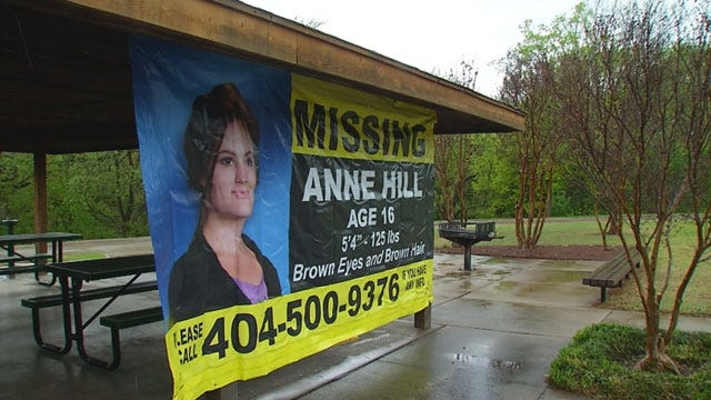 Family, Friends Mark Somber Anniversary Of Anne Hill's Disappearance At Edmond Park