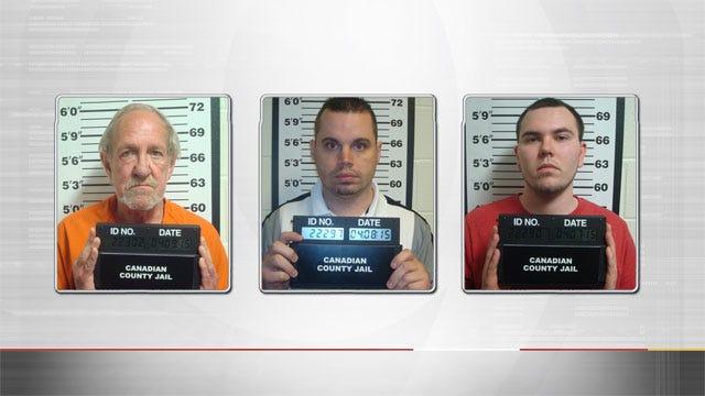 Elk City School Janitor Among Six Men Accused Of Child Sex Crimes