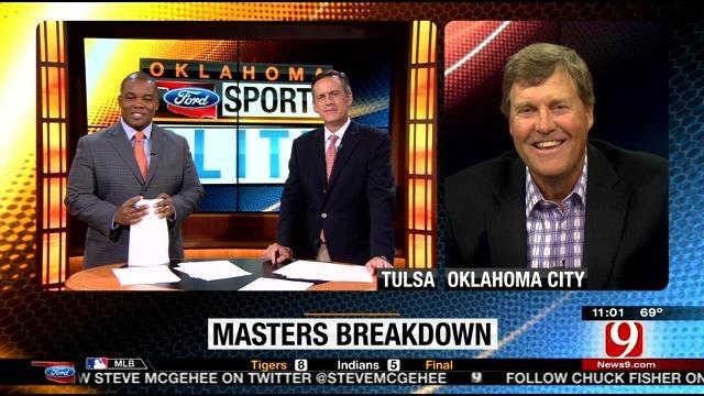 Oklahoma Ford Sports Blitz: April 12