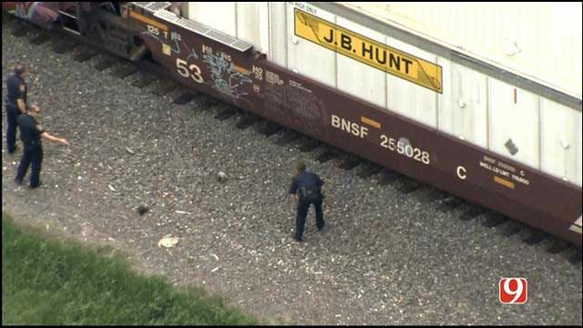 Police: Man Dies In Train Accident In Norman