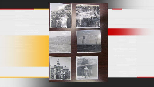 Moore Police Look For Owners Of Photos Found After Tornado