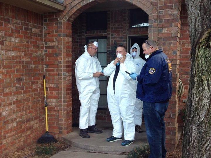 Police Find 500 Pot Plants At Edmond Home