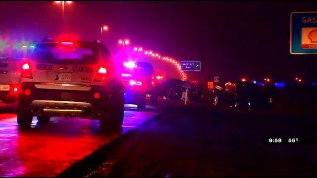 Boy, 6, Killed After Wrong Way Crash On Kilpatrick Turnpike