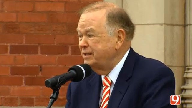 9 Investigates: Emails To David Boren Related To OU Fraternity Incident