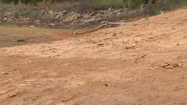 Woman and Nephew Get Stuck In Quicksand Near Lake Hefner