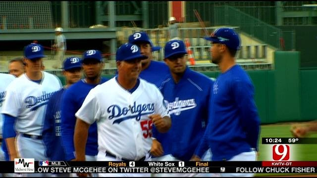 Dodgers Drop First Game To Round Rock