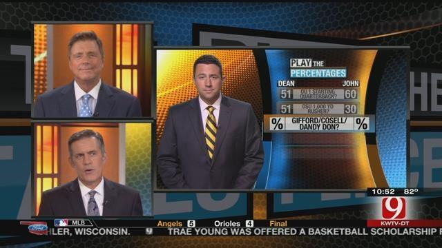 Oklahoma Ford Sports Blitz: August 9