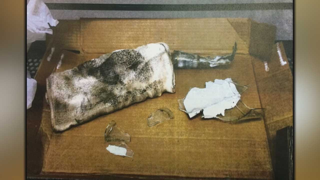 Pastor Finds Possible Molotov Cocktail Near Chickasha Church
