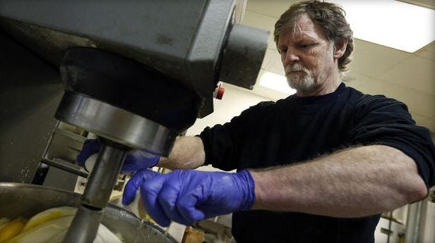 Ruling Made In Case Of Colorado Baker Who Refused Gay Wedding Cake
