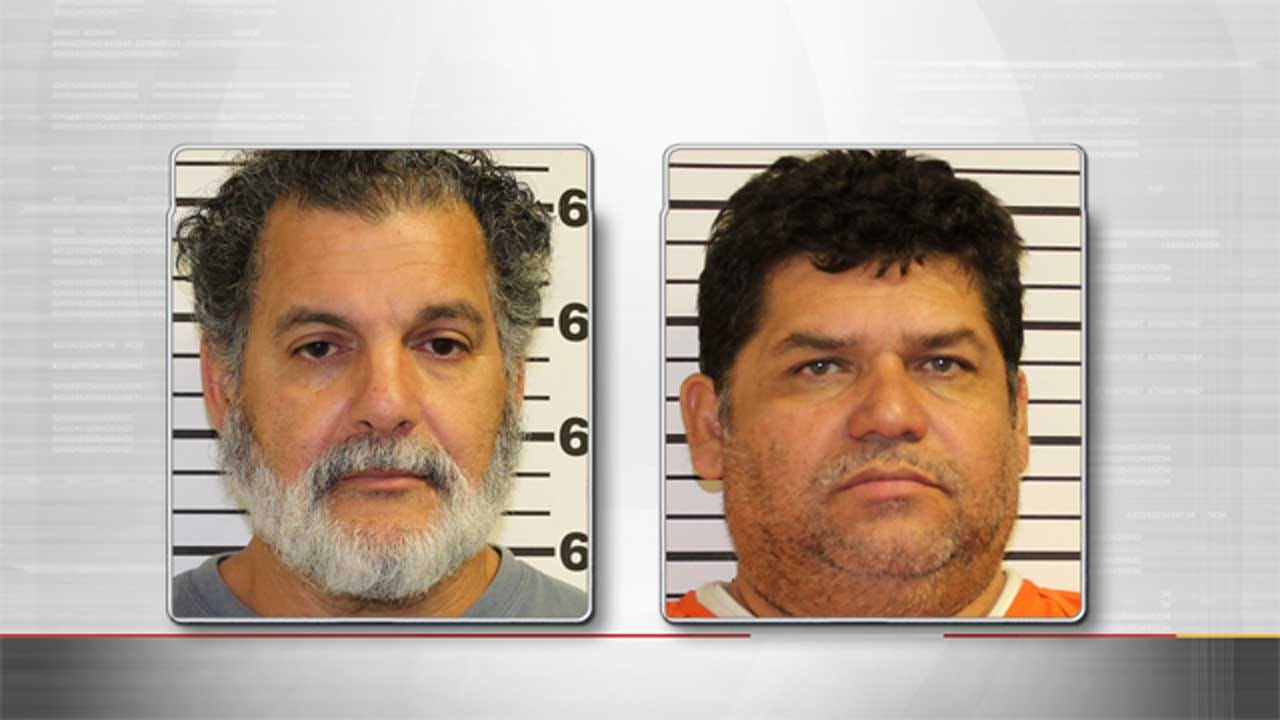 Two Arizona Men Arrested In Large Drug Bust In Canadian County