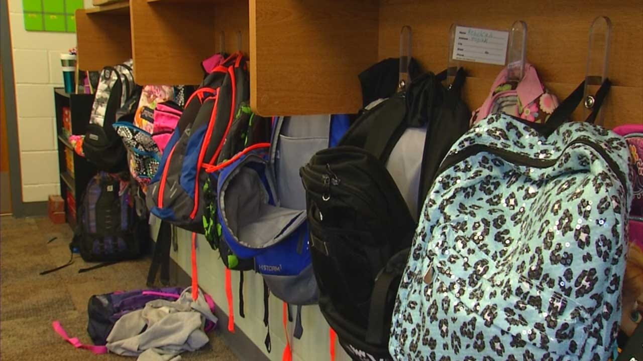 Teacher Shortage Leads To Larger Class Sizes In Oklahoma