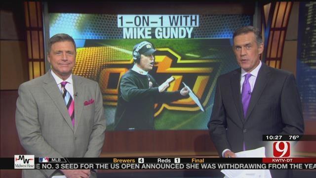 Oklahoma Ford Sports Blitz: August 30