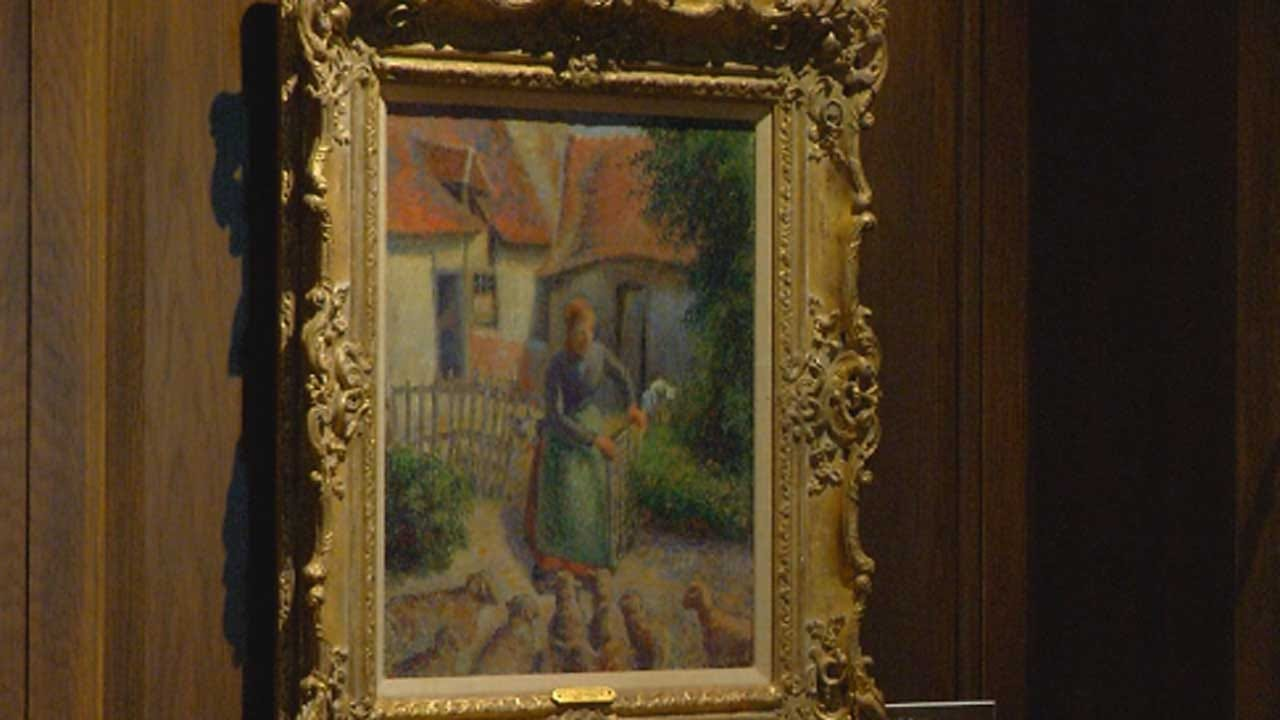 OU Responds To State Lawmaker's Allegations Of Stolen Art