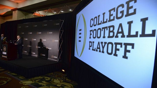 College Football Playoff: Sooners Still No. 3