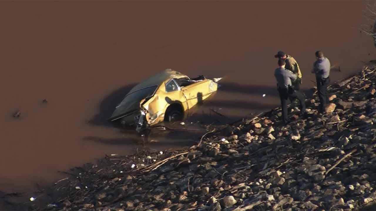 Edmond Teen Dies After Crashing Into Arcadia Lake
