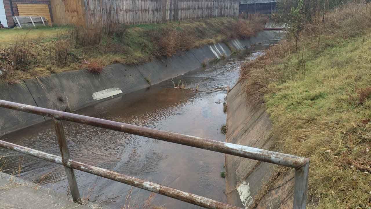 ME Identifies Man Whose Body Was Found In SW OKC Drainage Canal