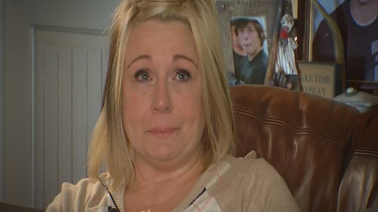 Metro Mother Pleas For The Return Of A Special Note