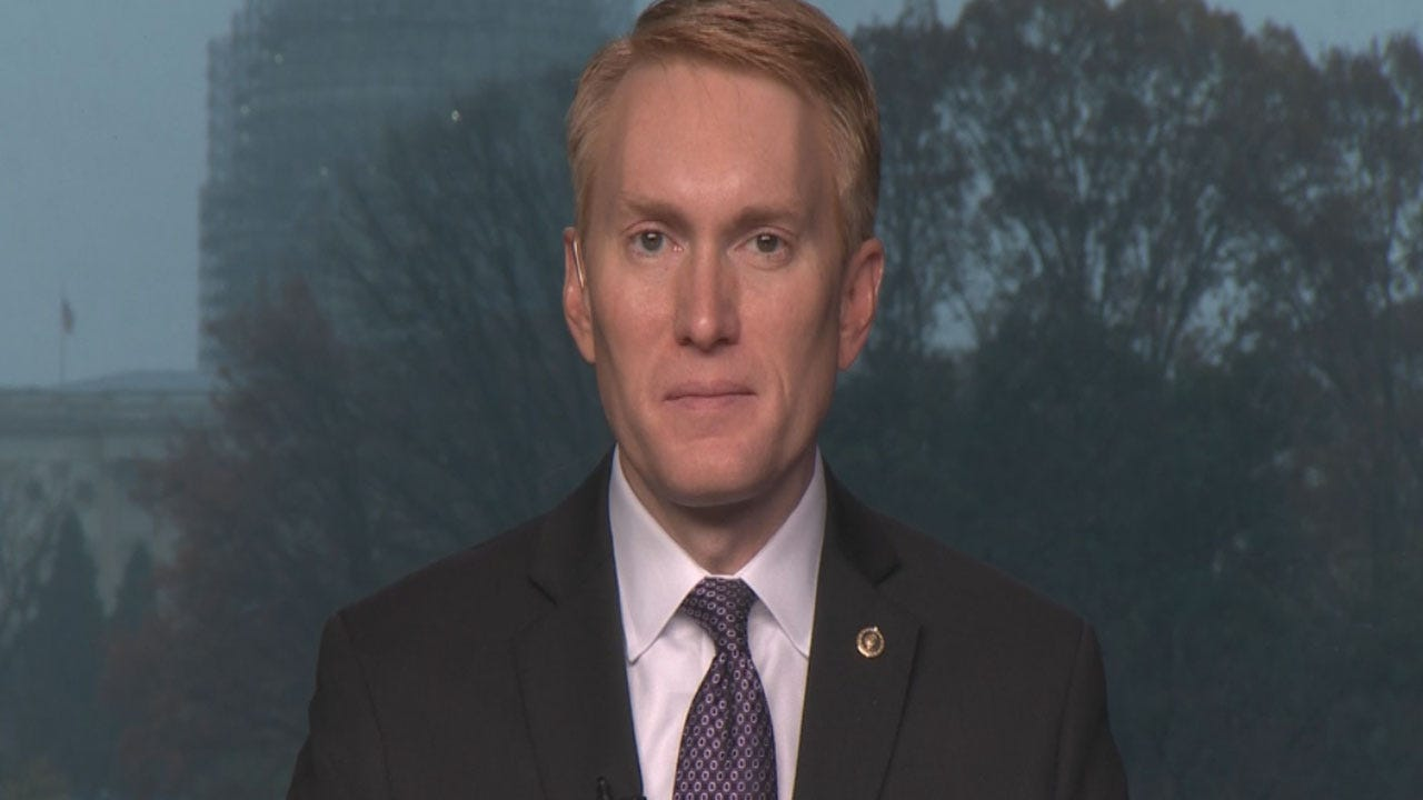 Sen. James Lankford Reacts To Mass Shooting At Colorado Planned Parenthood