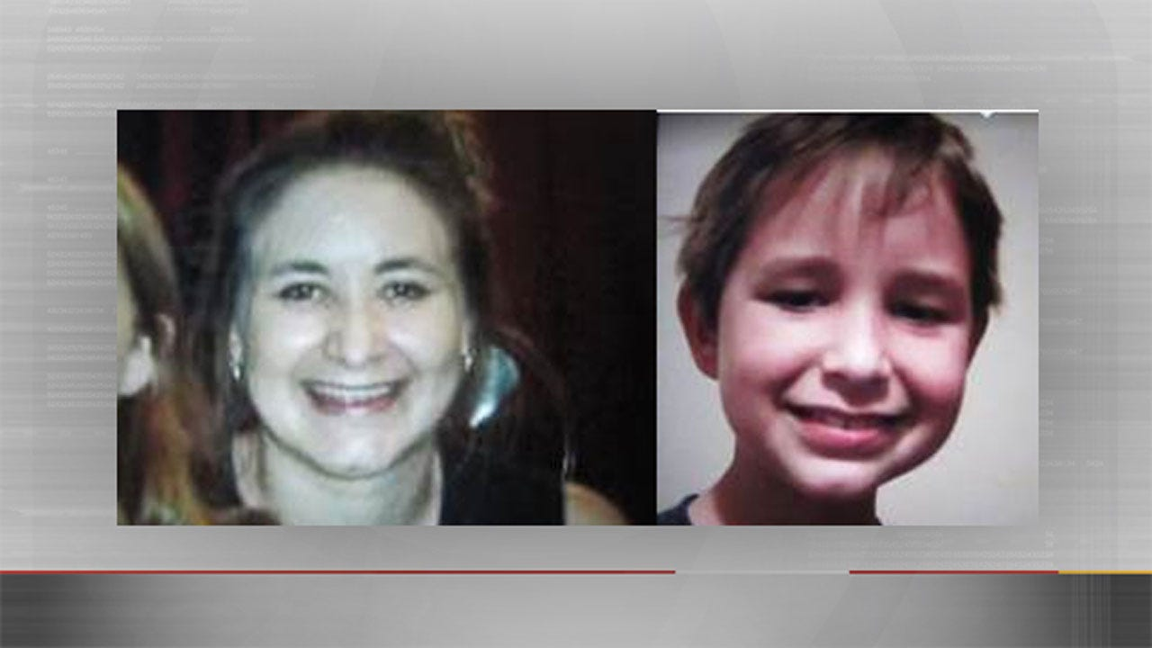 Norman Police Look For Missing Mother, Son