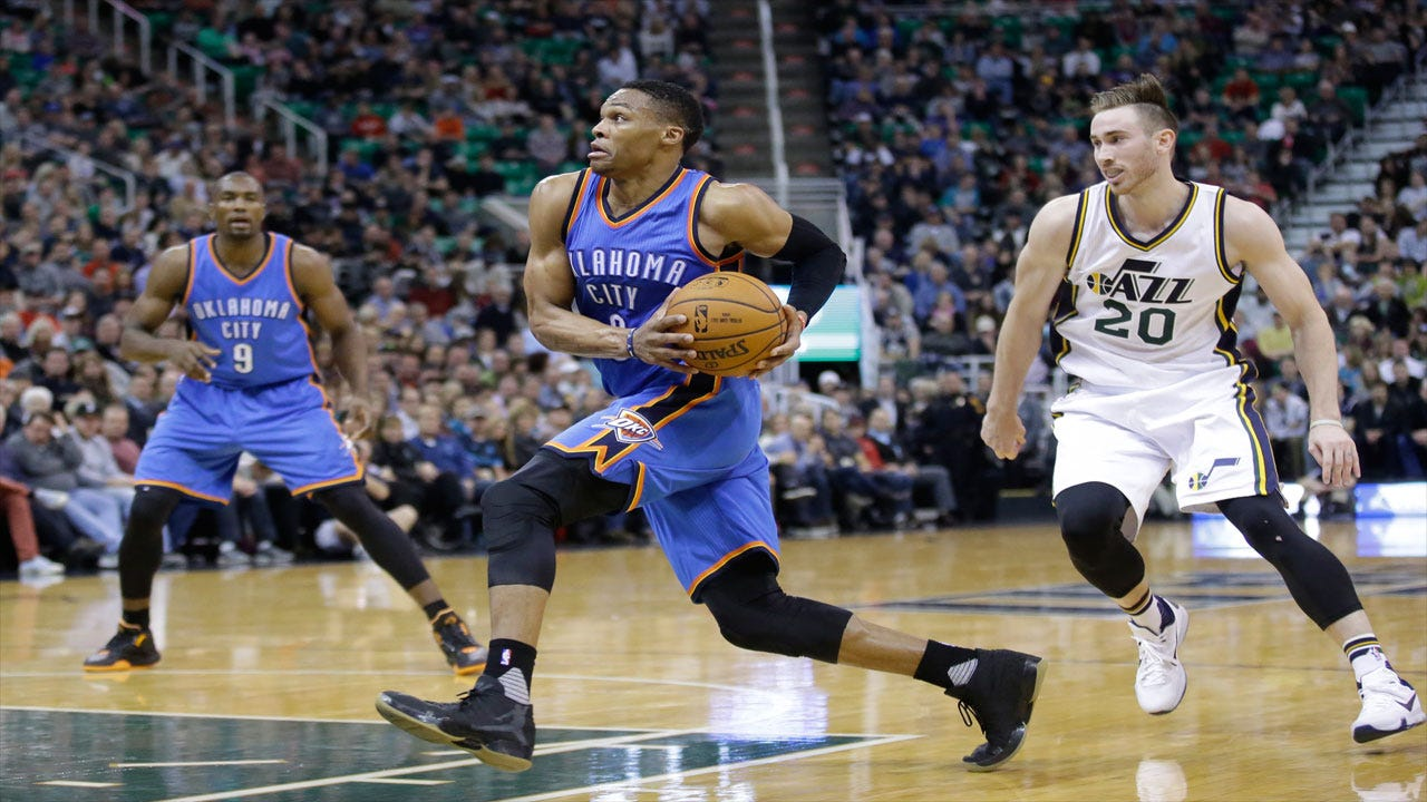 Durant's Clutch Performance Leads OKC To Fourth Straight Win